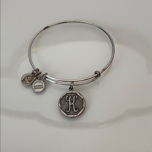 Alex and Ani K Bracelet